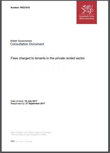 Welsh Govt Fee consultation(1)