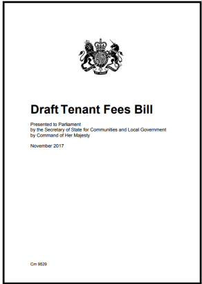 draft tenant fees bill